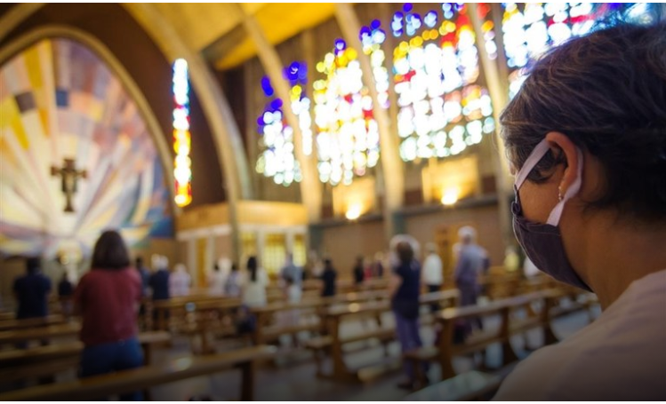 Misure precauzionali circa la partecipazione alle Celebrazioni Liturgiche e sacramenti Iniziazione cristiana